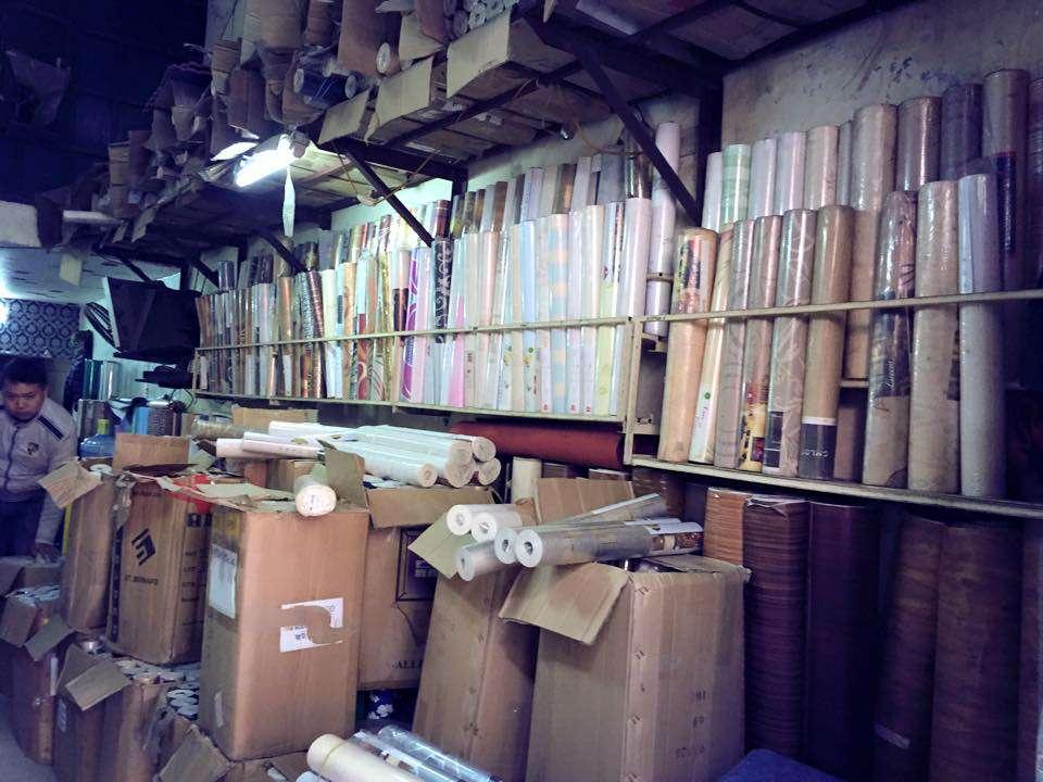 Kho giấy dán tường tại Hà Nội