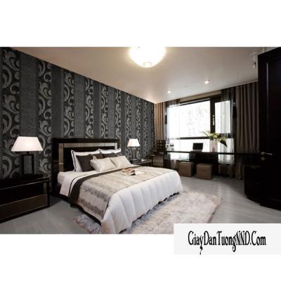 Giấy dán tường màu đen mã 59265-3