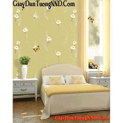 Giấy dán tường hình bông hoa Mã  9637-1