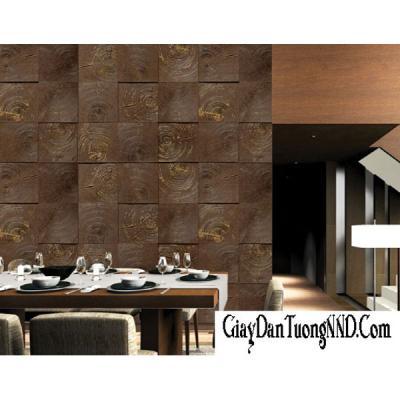 Giấy dán tường giả ván gỗ mã 87006-3