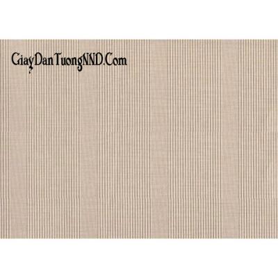 Giấy dán tường kẻ sọc trơn màu nâu Alhambra mã cs9007