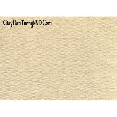 Giấy dán tường trơn màu lông gà mã nl11201