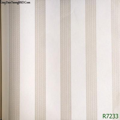Giấy dán tường Ý kẻ sọc dọc mã R7133