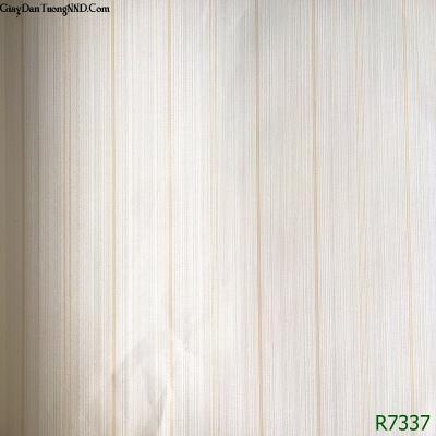 Giấy dán tường kẻ sọc mã R7137