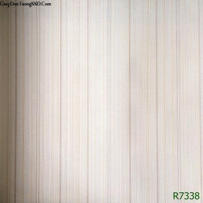 Giấy dán tường vân sọc dọc mã R7138