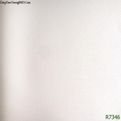 Giấy dán tường hình ô vuông mã R7346