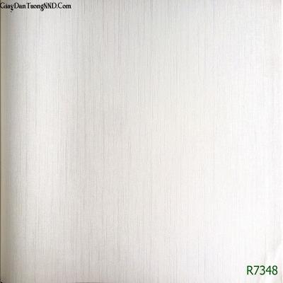 Giấy dán tường trơn sước mã R7348