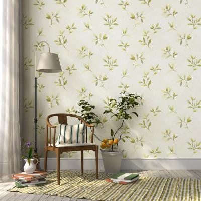 Giấy dán tường hình lá cây mã 2006-1 thuộc danh mục Giấy dán tường phòng khách