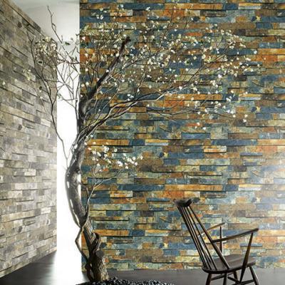 Giấy dán tường Hàn Quốc Casabene giả đá xếp mã 2515-3 là mẫu Hàn Quốc Casabene