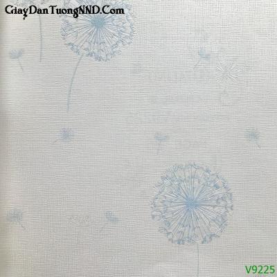 Giấy dán tường hình hoa bồ công anh Ý mã V9225 thuộc danh mục Giấy dán tường đẹp