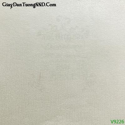 Giấy dán tường mẫu trơn sáng màu Ý mã V9226 thuộc danh mục Giấy dán tường Ý
