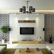 Chia sẻ bí quyết chọn giấy dán tường cho phòng khách đẹp
