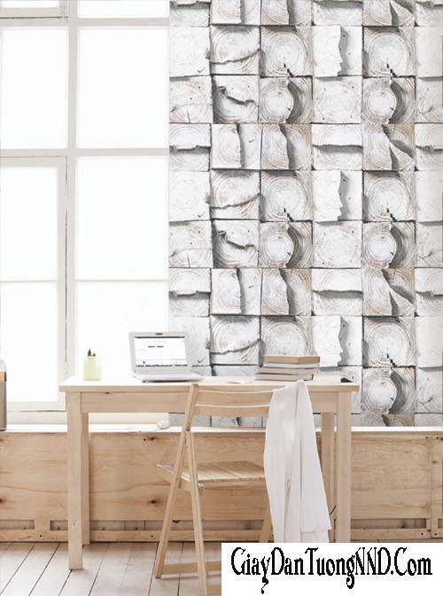 mẫu giấy dán tường 3D đẹp