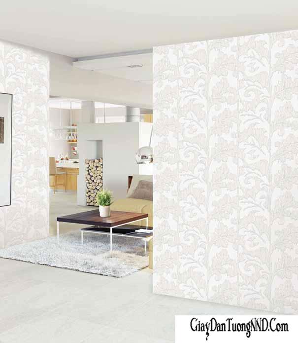 giấy dán tường phòng khách nhỏ