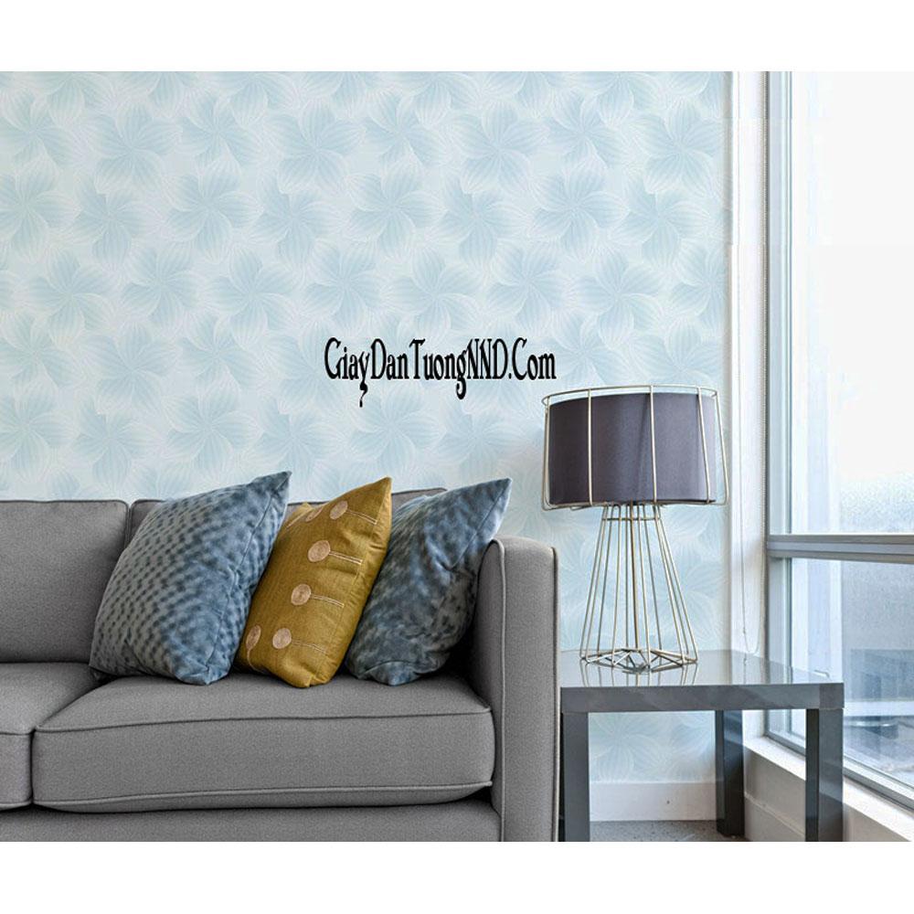 mẫu giấy dán tường phòng khách cao cấp